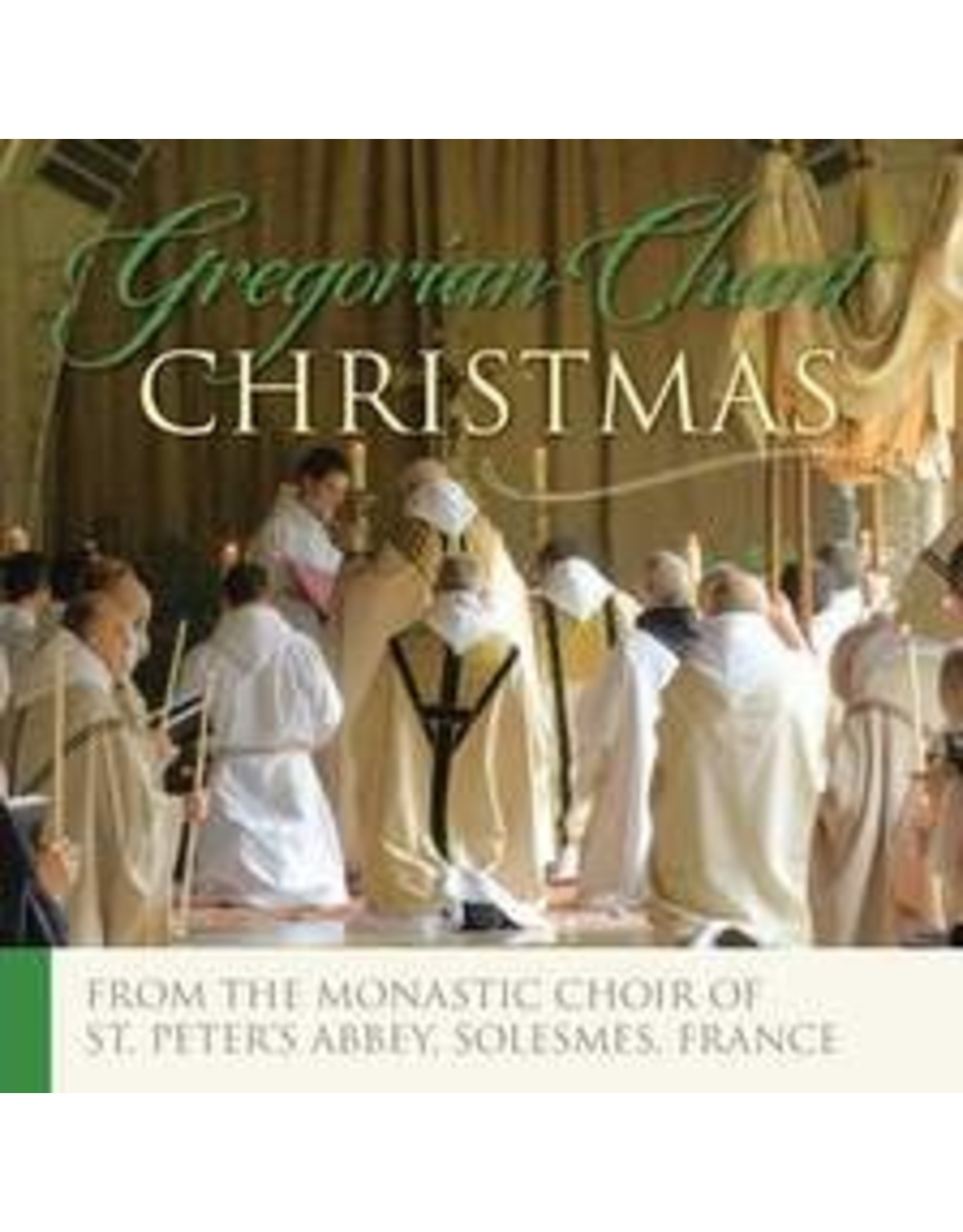 CHRISTMAS MASS CD