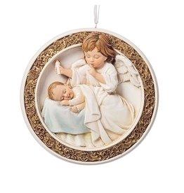Crib Medal - Hush-a-Bye Cradle