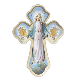 Cross Our Lady Miraculous Medal