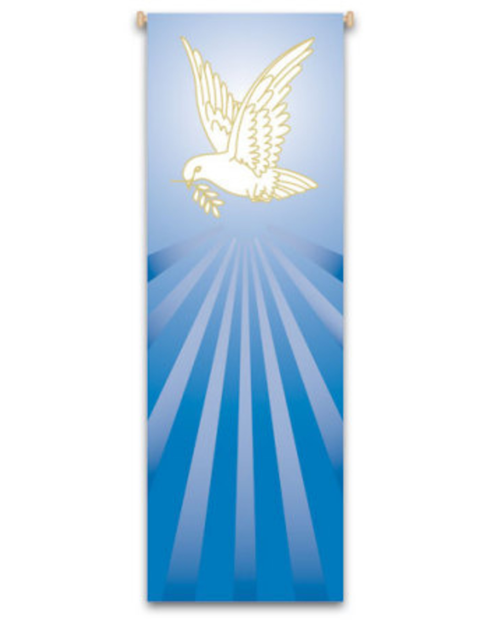 BANNER HOLY SPIRIT 9-7/8X3-1/4