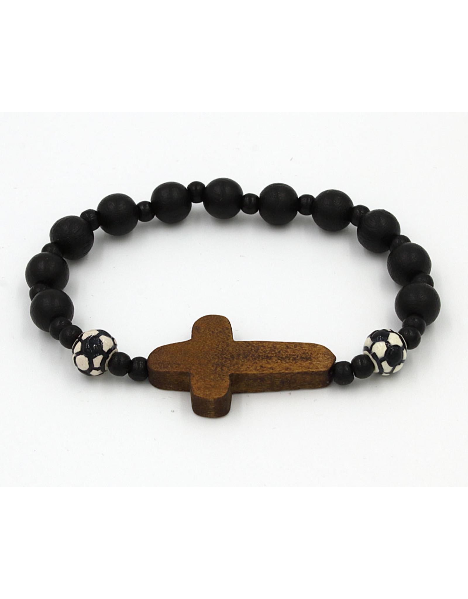 Bracelet Soccer/Cross