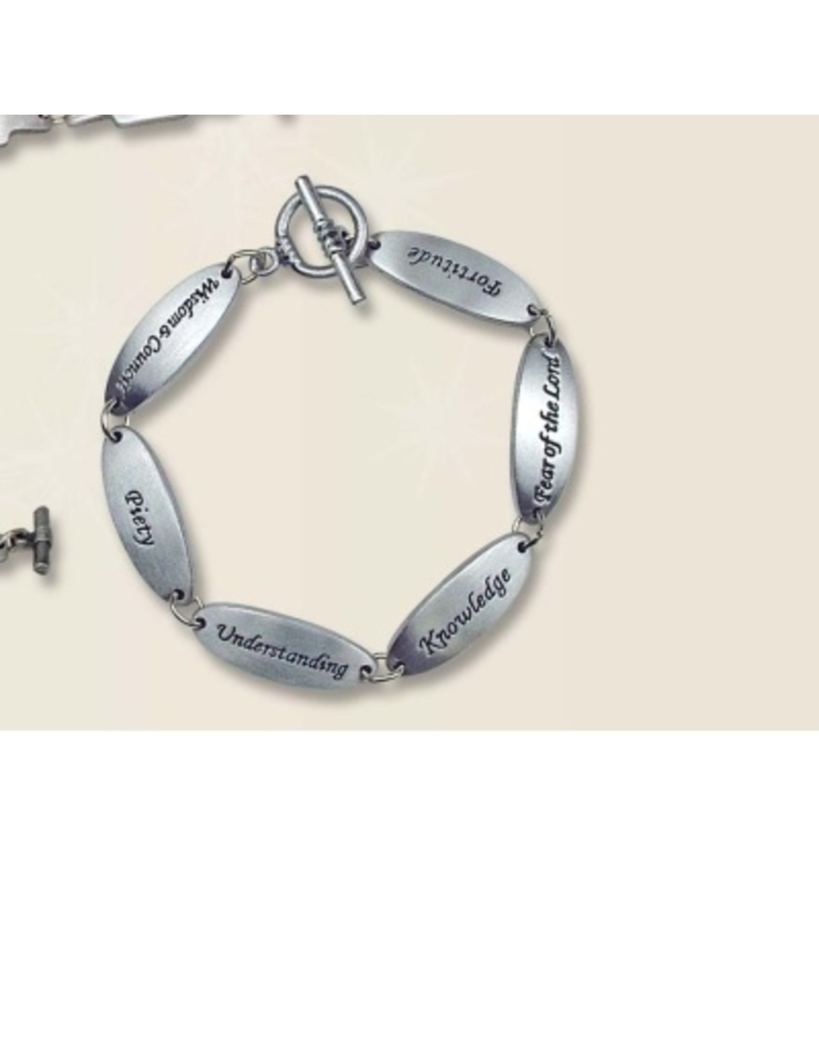 Confirmation Bracelet - Gifts of the Holy Spirit