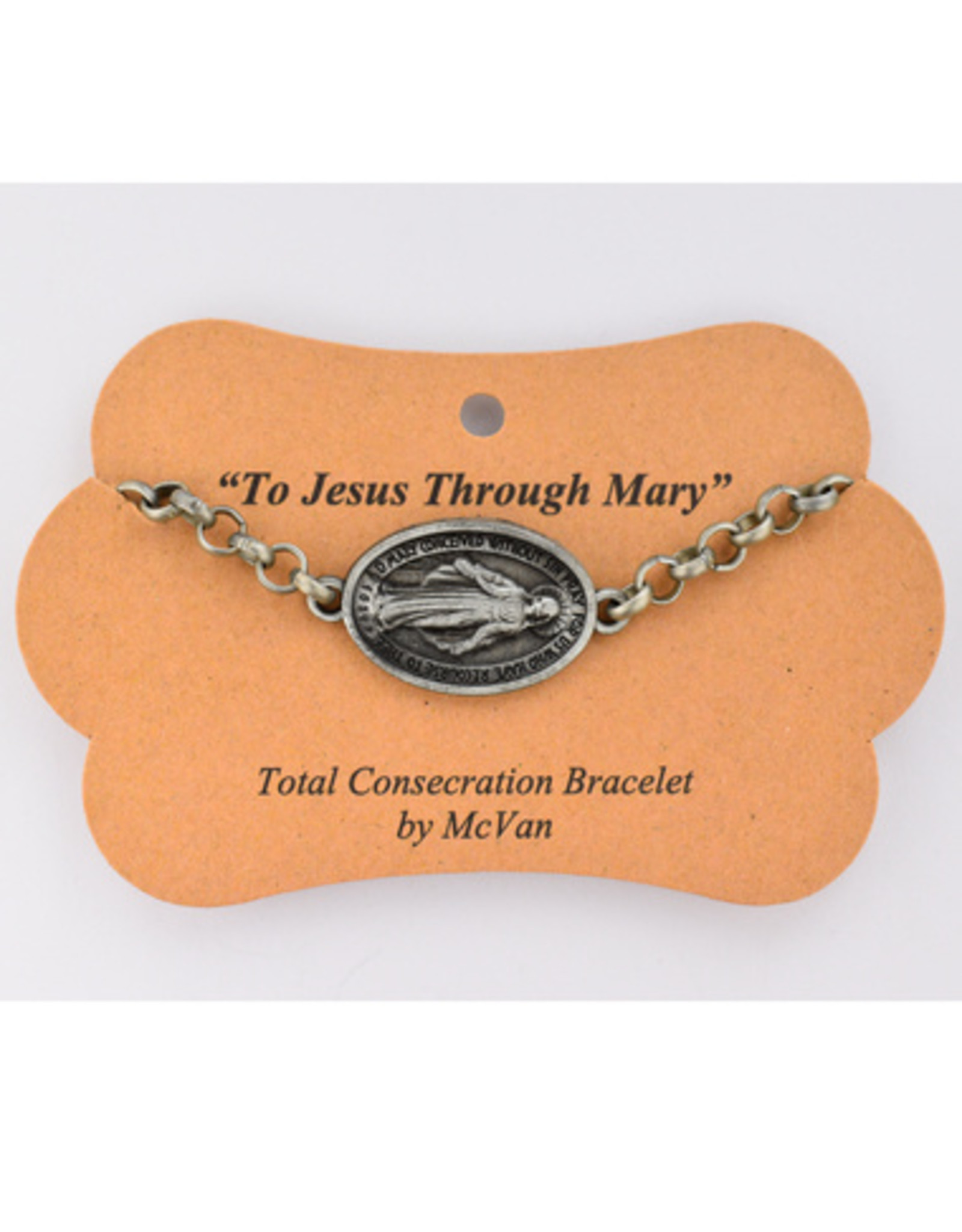BRAC TOTAL CONSECRATION TO JESUS