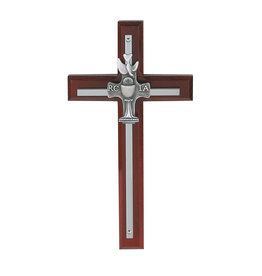 "RCIA CROSS 7"" CHERRY/SILVER"