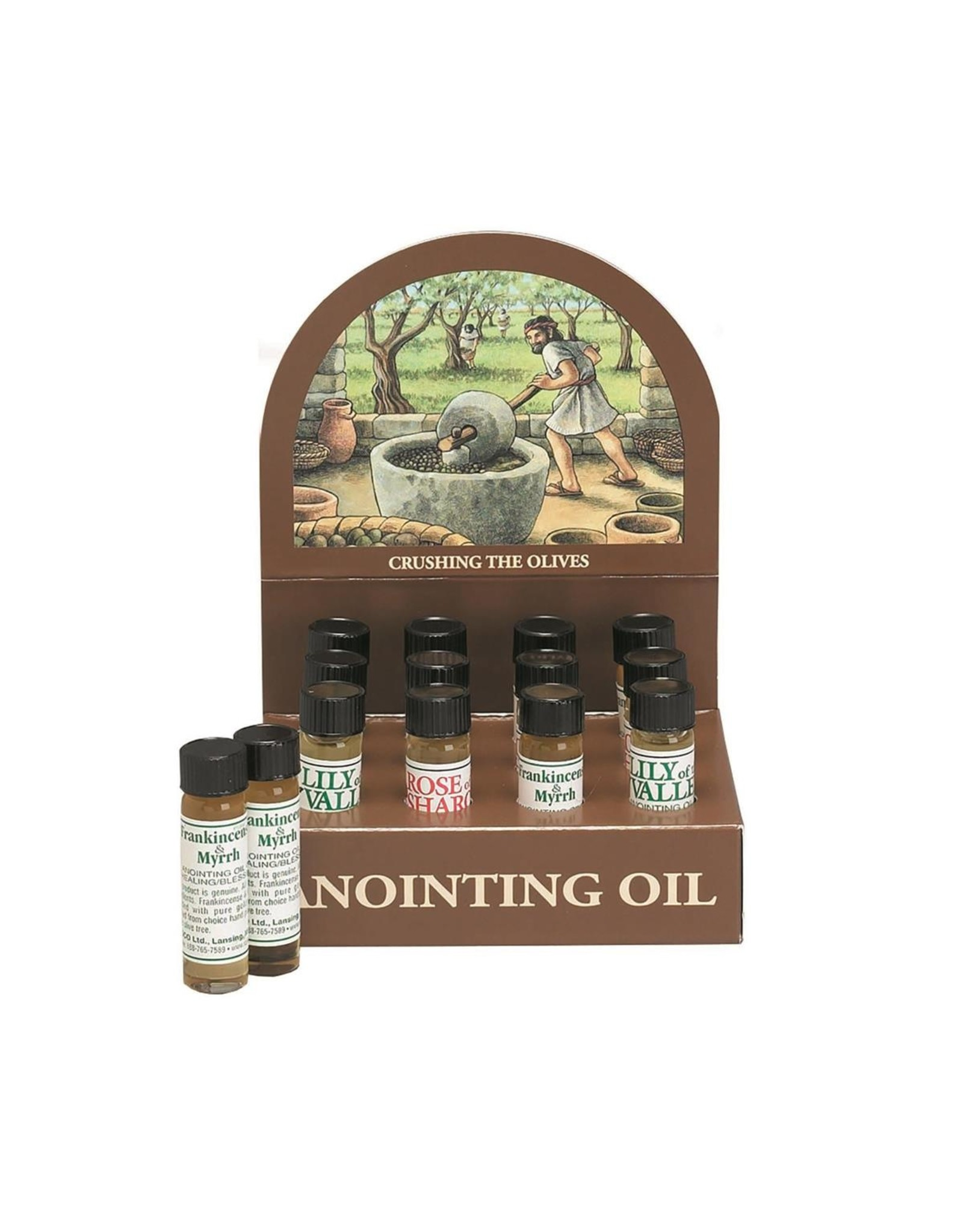 ANOINT OIL 1/4OZ ASSORTED