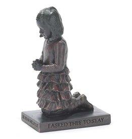 Figure Praying Girl