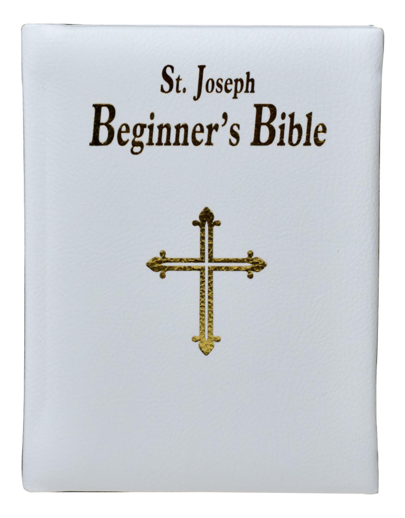 St Joseph Beginner's Bible - Burgundy or White