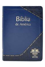 Biblia de America - Blue or Burgundy