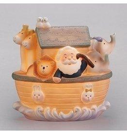 "Noah's Ark Night Light 6"" Corded"