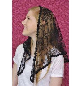 Veil - Black Lace