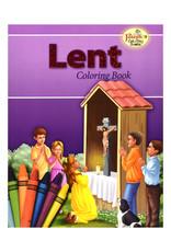 Lent Coloring Book