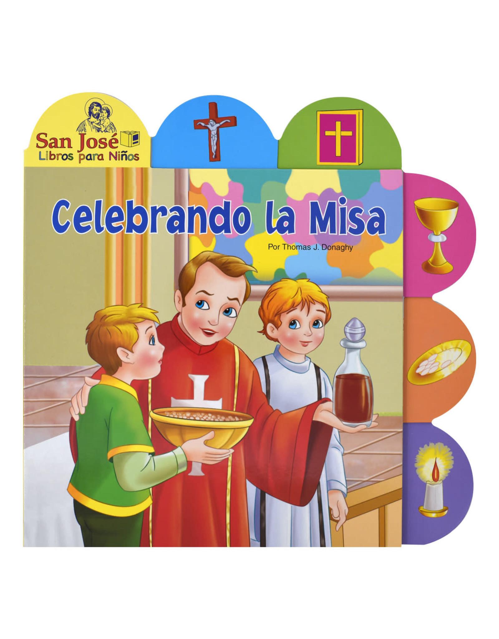 Celebrando la Misa (Celebrating Mass)