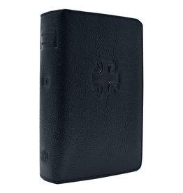 Liturgy of the Hours Leather Zipper Case (Vol. I) (Blue)