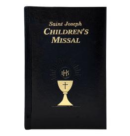 Saint Joseph Children's Missal-Black or White