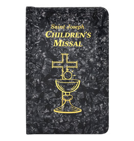 Saint Joseph Children's Missal-Black or White