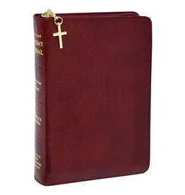 St. Joseph Sunday Missal-Leather Zip