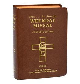 St. Joseph Weekday Missal (Vol. I / Advent To Pentecost)