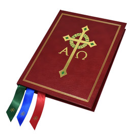 Excerpts from the Roman Missal: Deluxe Genuine Leather Ed.