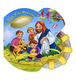 Thank You Prayers (Rattle Book)