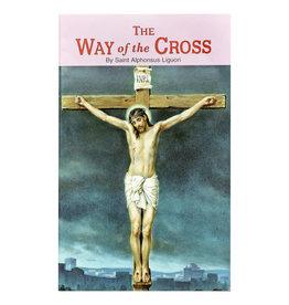 The Way of the Cross by Saint Alphonsus Liguori