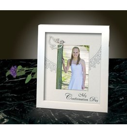 Confirmation Frame Shadowbox White