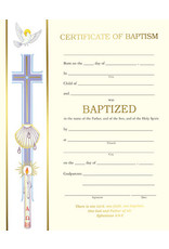 Baptism Certificate Non-Denominational (50)