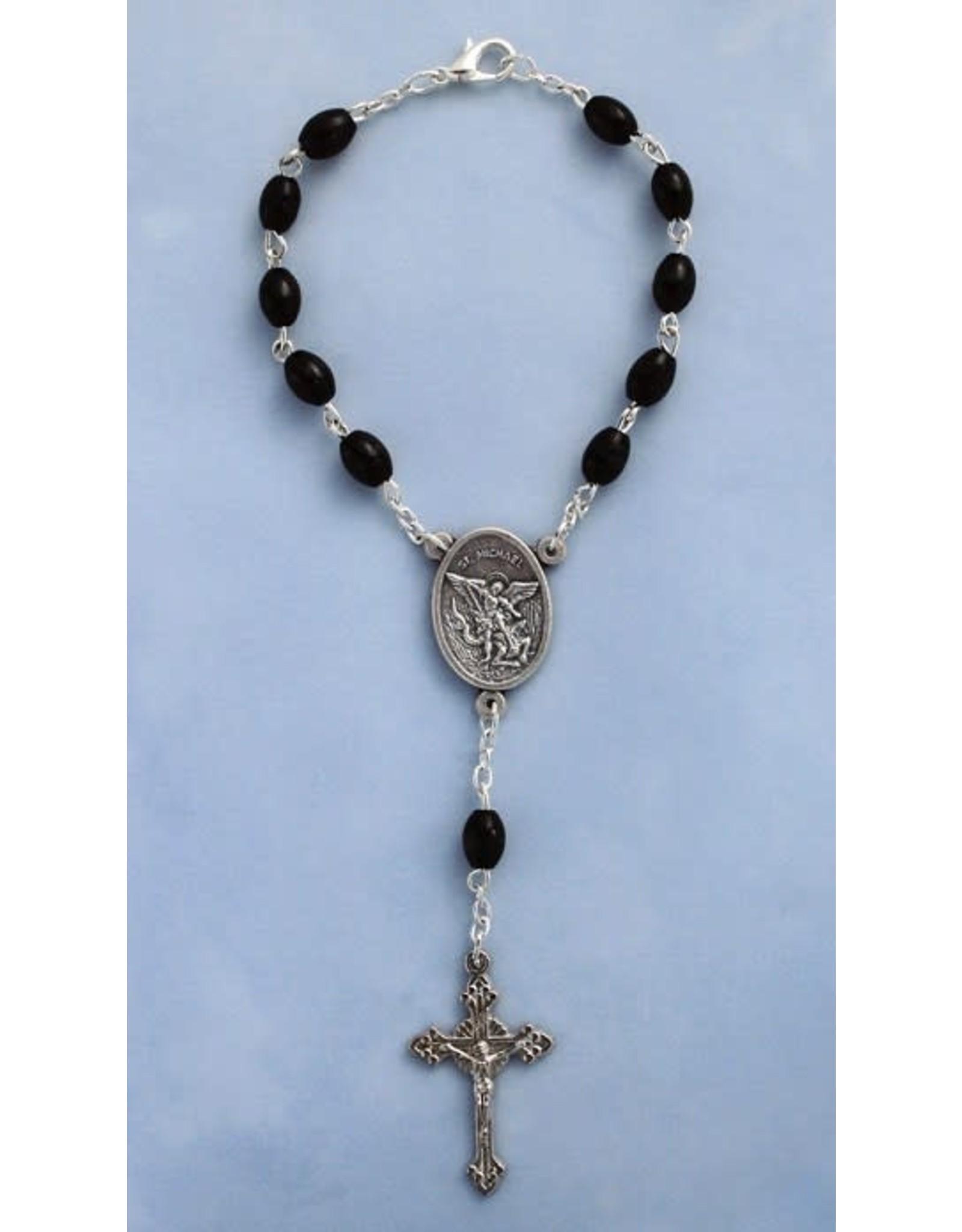 Auto Rosary Benedict or Michael