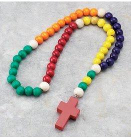 Rosary Child Bright Beads