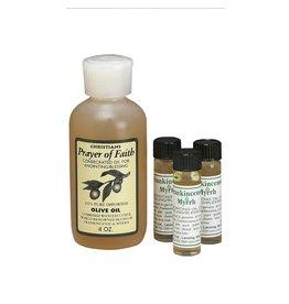 4oz plus 3 1/4oz Anointing Oils Frankincense & Myrrh