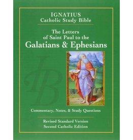 RSV Ignatius Catholic Study Bible-Galatians & Ephesians