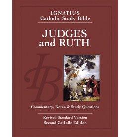 RSV Ignatius Catholic Study Bible-Judges & Ruth