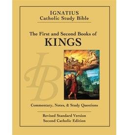 RSV Ignatius Catholic Study Bible-Kings 1&2