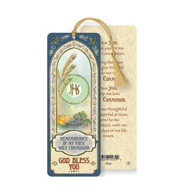 Bookmark Laminated/Tassel - Various Designs