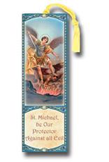 Bookmark Laminated/Tassel - Michael