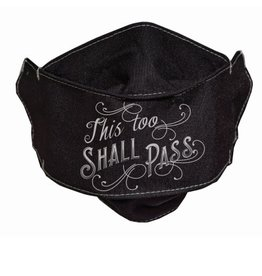 Face Mask - This Too Shall Pass