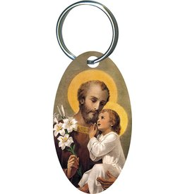 St. Joseph Keychain