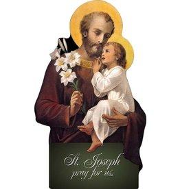 Visor Clip St Joseph