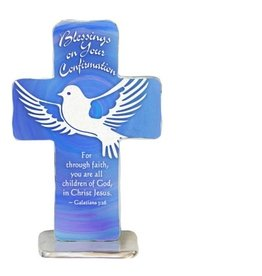 Confirmation Cross - Standing, 4""