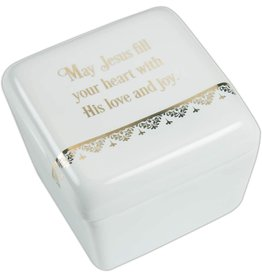 First Communion Box - Fill Your Heart