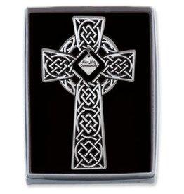 First Communion Cross - Celtic