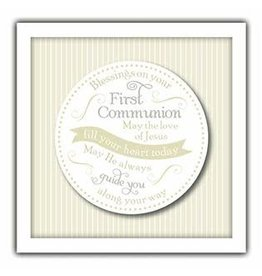 First Communion Shadow Box
