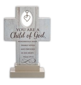 Baptism Cross - You Are a Child of God