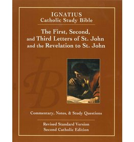 RSV Ignatius Catholic Study Bible-1st, 2nd & 3rd Letters of St John & Revelation to St John