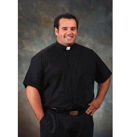 Roomey Toomey Clergy Shirt Short Sleeve