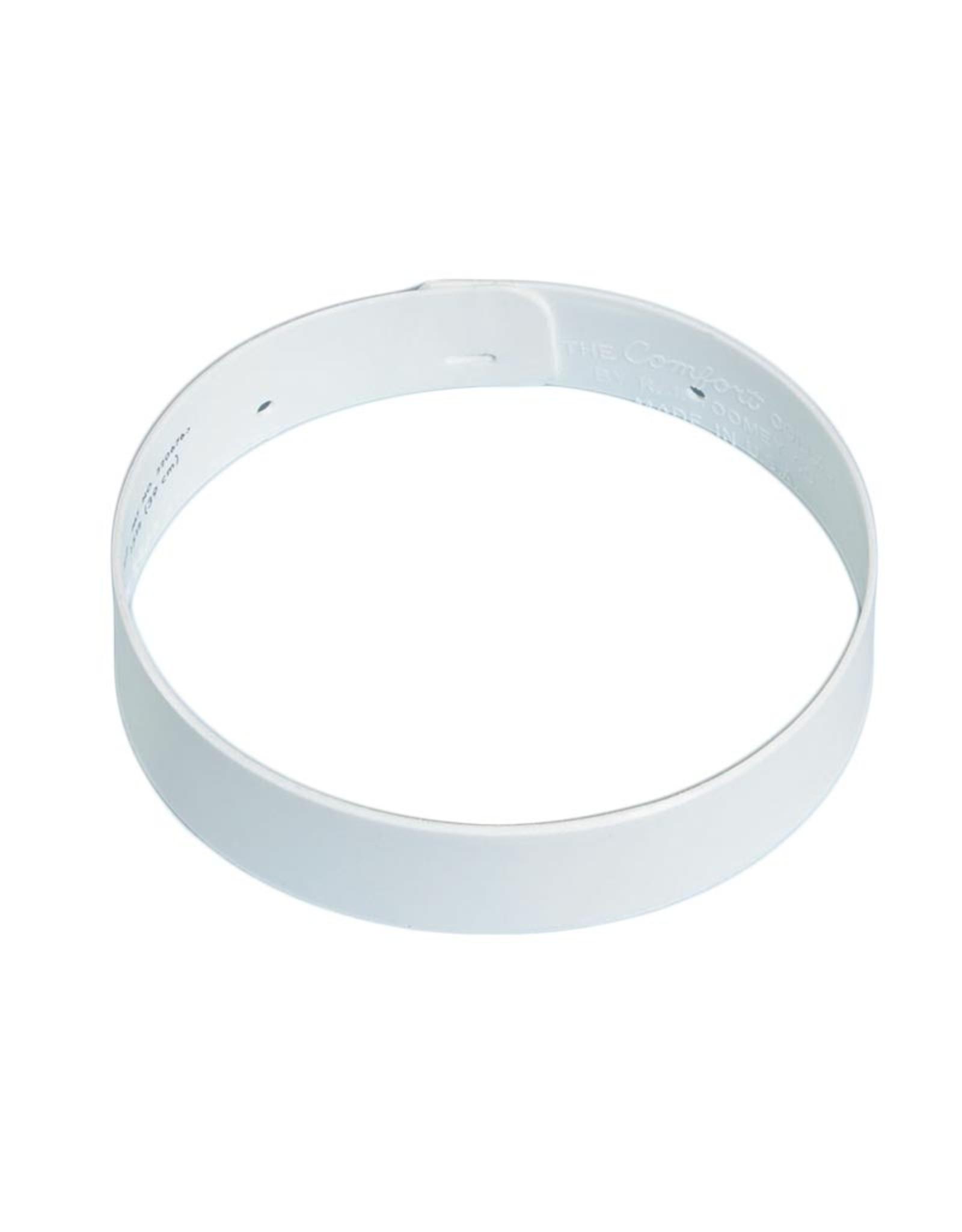 Single-Ply Comfort Collar 17 #2 Collar Height