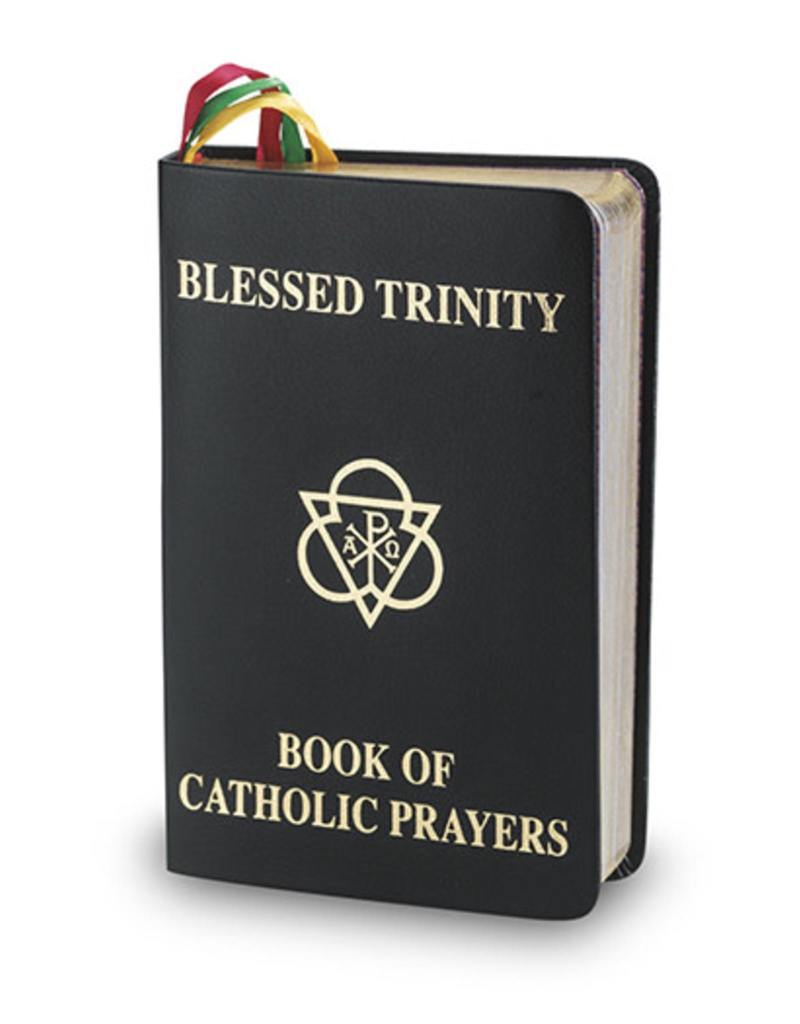 Blessed Trinity Book of Catholic Prayers