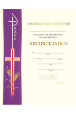 Reconciliation Certificate (50)