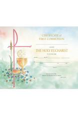 First Communion Certificate (50)