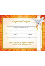 Confirmation Certificate (50)
