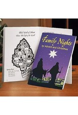 Advent Activity Book - Family Nights
